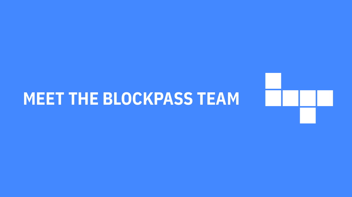Meet the Blockpass Team!