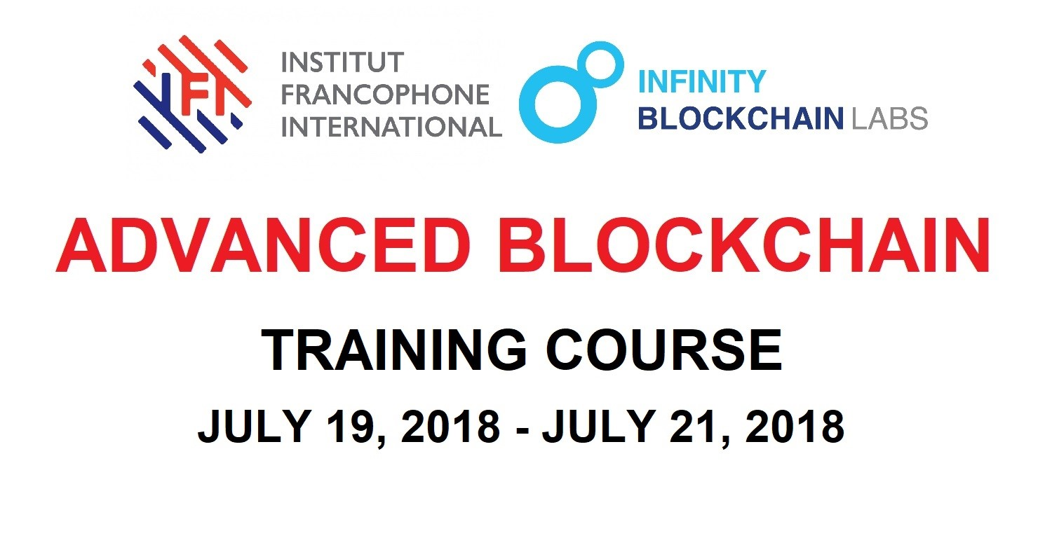 Advanced Blockchain Course - International Francophone Institute